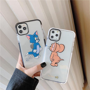 Phone coques coques Farting Jerry Mouse