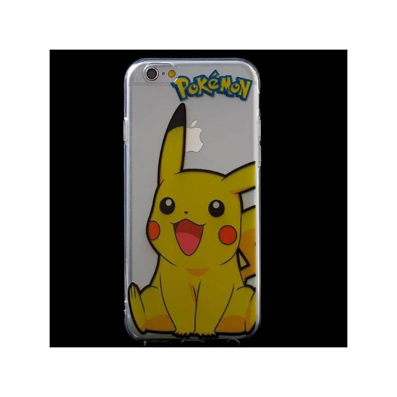Pikachu Pokemon coque in TPU