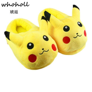 Pikachu Pokemon Chausson photo of the