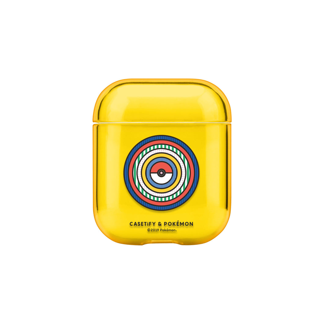 Poke Ball Yellow - Airpods coque - coqueTiFY