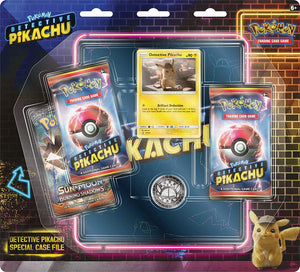 Pokemon - Detective Pikachu On the coque