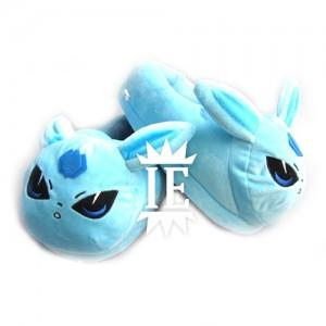 Pokemon - Nymphali Chaussons peluche - Import Empire AF