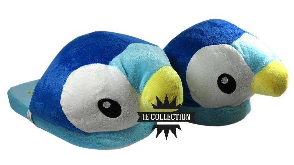 Pokemon - Tiplouf Chaussons Peluche - Import Empire AF