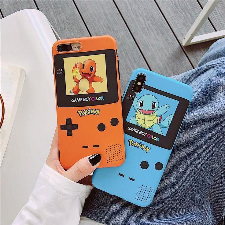 Pokemon GBA coque For Iphone 6/7/8/X/11