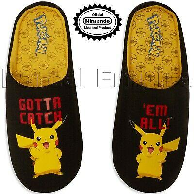 Pokemon Pikachu Men's Chausson