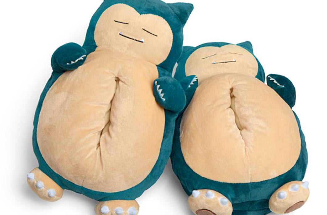 Pokemon Snorlax Chausson - Most Wanted Hub