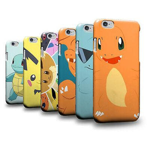 Pokemon jolteon Plastic Hard Back coque