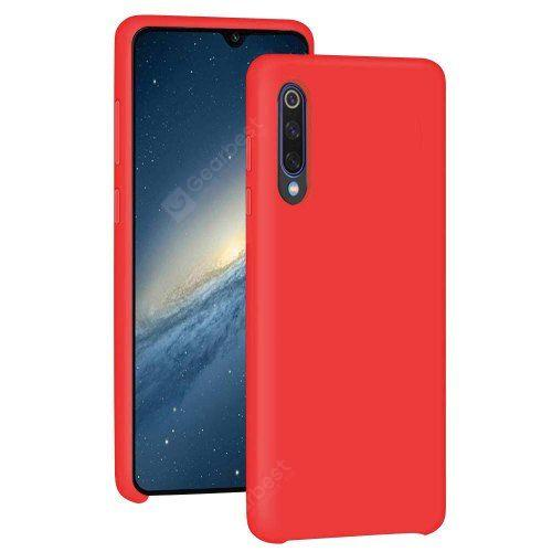Silicone coque coque for Xiaomi Mi 9