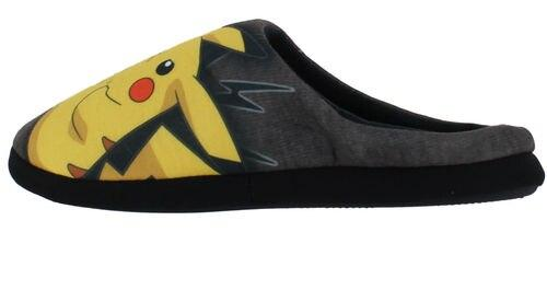 Slippers Pokemon Mens Pikachu Bulbasaur Charmander Squirtle Mule