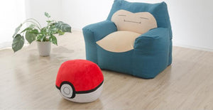 Snorlax Bead Sofa is the awesomely cozy