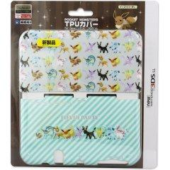 TPU coque for New 3DS LL (Eievui Party