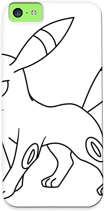 Tpu Phone coque coque(pokemon Coloring