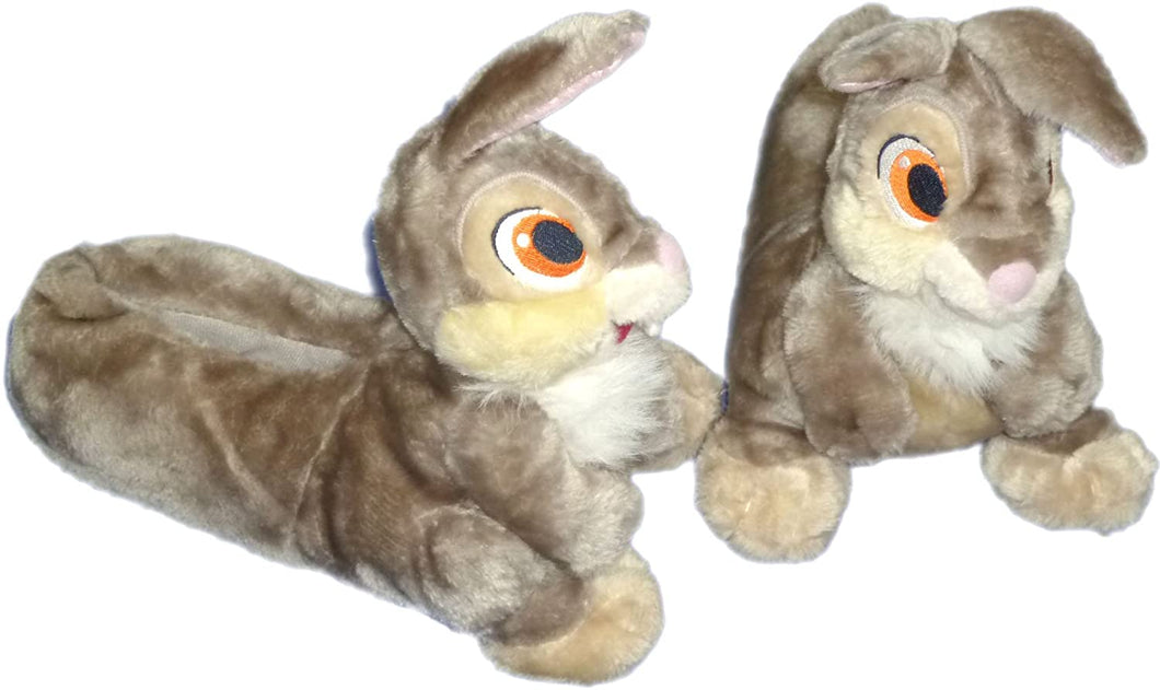 UNIQUE ! COLLECTOR ! Peluche doudou Pantoufles Chaussons Pan Pan