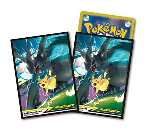 Used Pokemon Card Zecrome Deck coque Sleeve