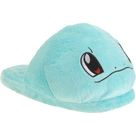 Women's Pokemon Squirtle Slipper Size