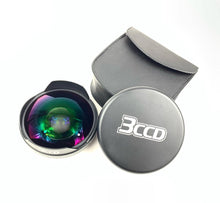 Load image into Gallery viewer, .3x 3CCD FISHEYE LENS - 58mm Thread Mount - VX2000/VX2100