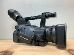 Panasonic HPX170 - 147 Hours