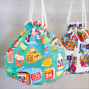 Perfect Day drawstring bag