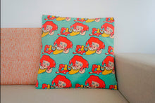Load image into Gallery viewer, Lazy Abel Cushion Cover