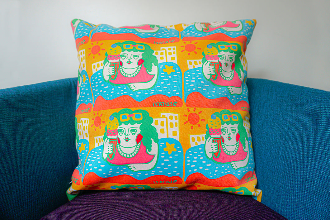 Summer Abel Cushion Cover