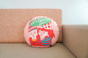 Let's Celebrate Cushion