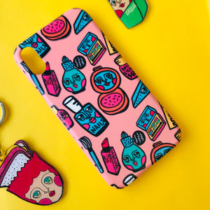 """Girls' Best Friends"" Phone Case"
