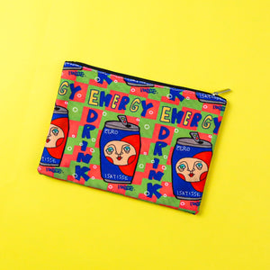 Cola Zipped Bag