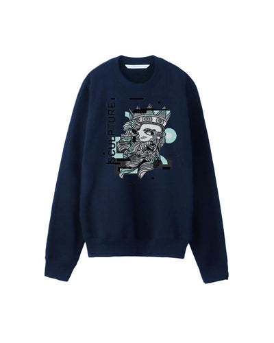 Cartoon Figure Printing Long Sleeve T-shirts