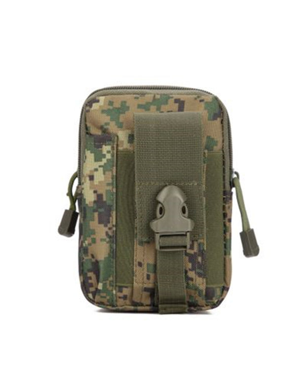 Outdoor Camouflage Waist Bag
