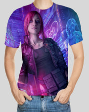3D Print Short Sleeve T-shirt