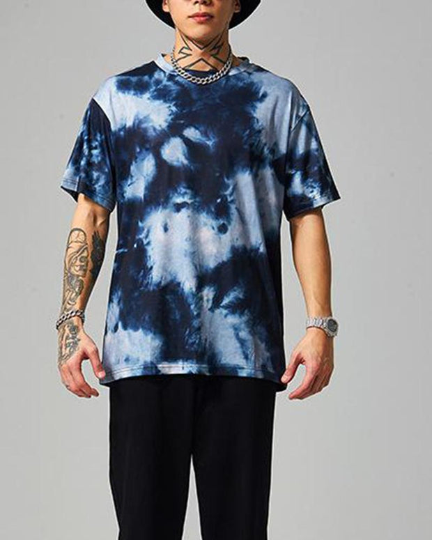 Abstract Tie Dye T-Shirt