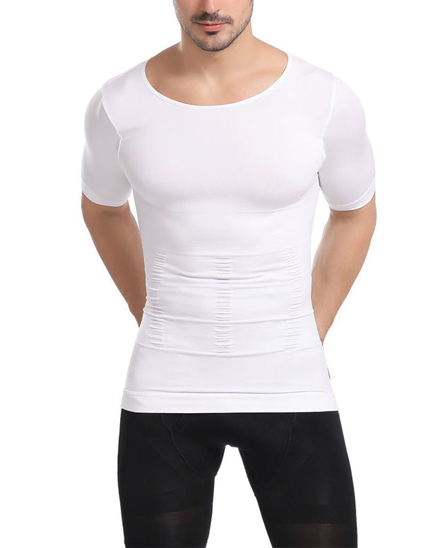 Solid Short Sleeve Fitting T-shirts