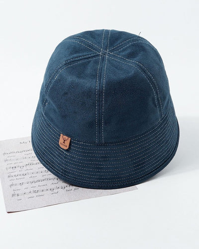 Casual Solid Color Fisherman's Hat