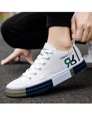 Printing Lace-up Low top Sneakers