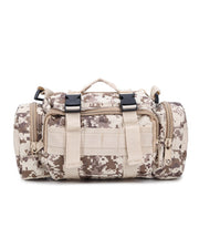 Camouflage Big Storage Shoulder Bag