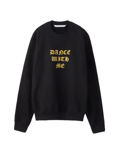 Letter Prinring Long Sleeve T-shirt