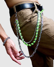 Multi-chain Punk Hip-hop Waist-Chain