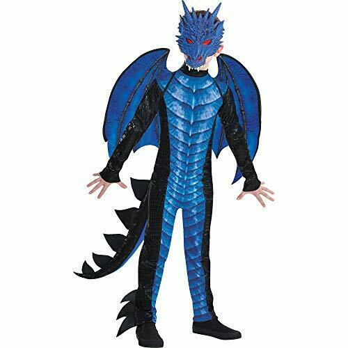 Child Deadly Dragon Costume - Holiday-Outfitters