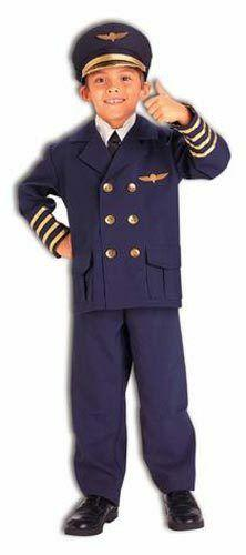 Airline Pilot Child Medium 8-10 - Holiday-Outfitters