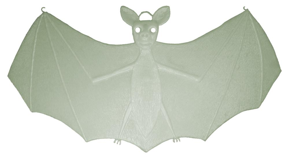 "18"" Glow-in-the-Dark Bat - Holiday-Outfitters"