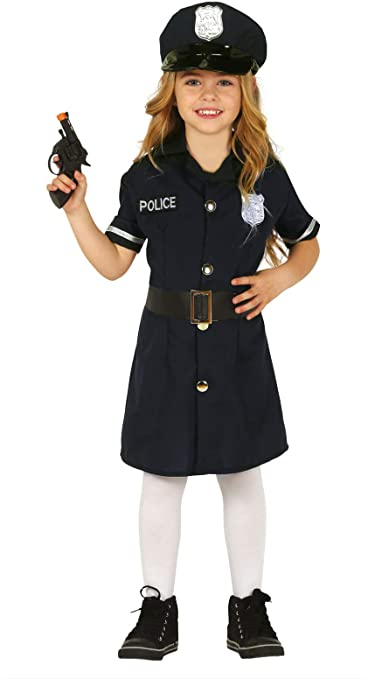 Child Police Girl Costumes