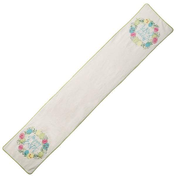 "13"" x 72"" ""Happy Easter"" Decorative Table Runner - Holiday-Outfitters"