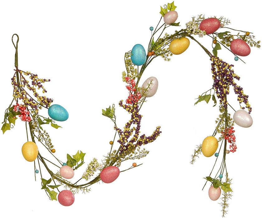 "59"" Easter Egg Garland - Holiday-Outfitters"