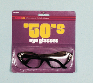 50s Style Glasses
