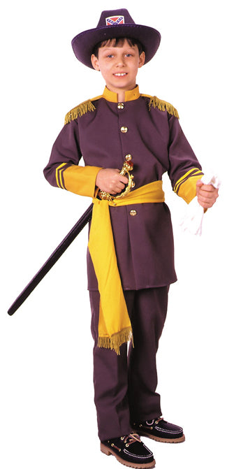Boy's Robert E. Lee Costume