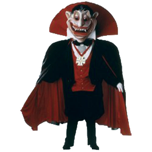 The Count Mascot