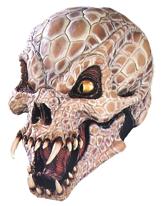 Rattler Snake Latex Mask