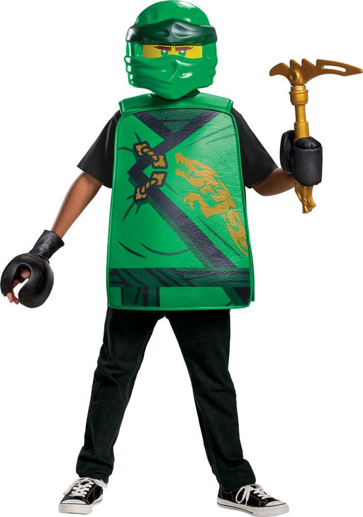Boy's Lloyd Legacy Basic Costume - Ninjago - Holiday-Outfitters