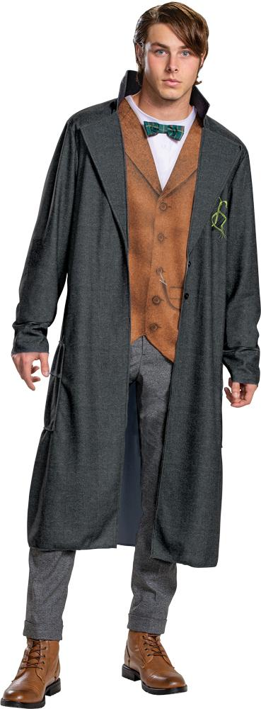 Men's Newt Scamander Deluxe Costume - Holiday-Outfitters
