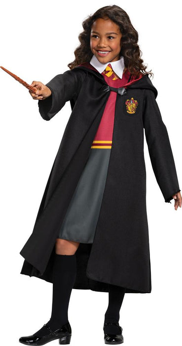 Girl's Gryffindor Dress Classic Costume - Holiday-Outfitters